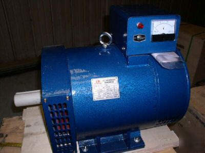 12 kw st generator head 1 phase for diesel & gas engine