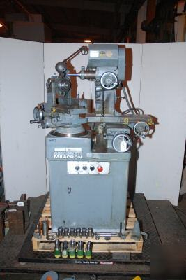 Cincinnati monoset cutter and tool grinder model mt: