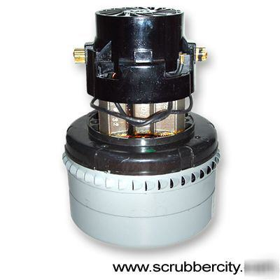 Sc26006 ametek vacuum motor 119431 13 floor scrubber for 13 floor buffer