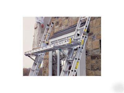 Werner Short Body Aluminum Ladder Jacks