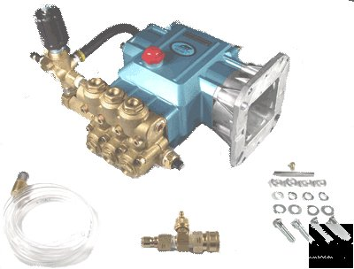 66dx40g1 Cat Pressure Washer Pump 4000psi Complete