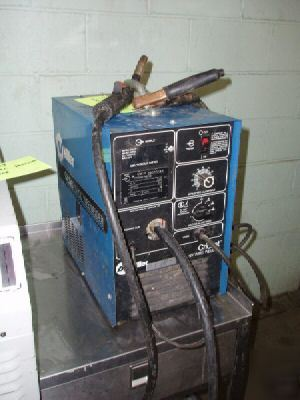 "70 amp miller ""cricket"" mig arc welder #24786"