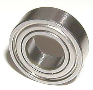 SR188 ceramic bearing 1/4
