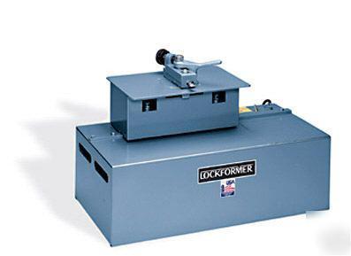 pittsburgh machine lockformer