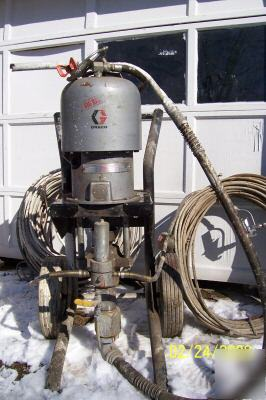 7a8d1c372 Graco king 56 : 1 airless paint pump