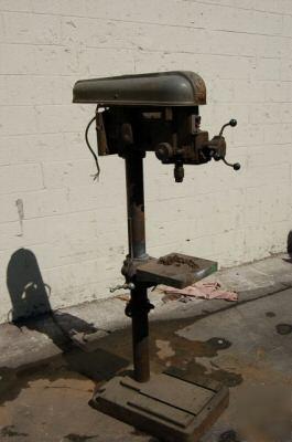 Vintage Craftsman Drill Press Manual