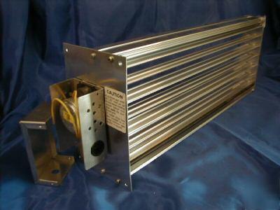 Hvac Motorized Zone Control Rectangular Damper